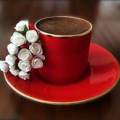 ♥ ☕ Turkish coffee // Photography by filiz (@benimkahvem) • Instagram