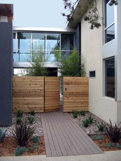 Fencing and gate..