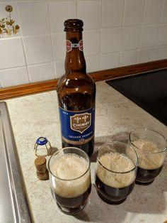 Belgisches Bier 🍺, von Trapisten Mönchen gebraut. Köstlich 🍻 https://plus.google.com/+MonikaSchmidt/posts/d2HKxPadH3V
