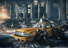 Tom Clancy's The Division E3 2014 Trailer & Gameplay Demo