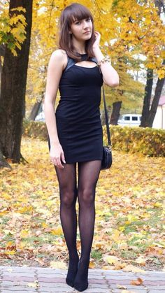 """tricias-captions: """" When my sister Kiera and her friends started dressing me like a girl, I never thought it would go this far. Yet here I am, all dressed up in my LBD, waiting to get picked up for the formal dance by Kiera's friend Tobey's brother..."""