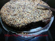 Cake Recipes, Dessert Recipes, Greek Cooking, Oreo Pops, Greek Recipes, Sweet Desserts, Chocolate Desserts, Sweet Tooth, Sweet Treats