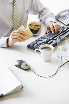 How To Have Healthy And Nutrient Lunch In Office? - All Fresh Recipes