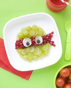Ninja Turtle-breakfast by ELSA (Creative-Fun) Breakfast Food Art For Kids, Cooking With Kids, Toddler Meals, Kids Meals, Cute Food, Good Food, Childrens Meals, Creative Food Art, Food Carving
