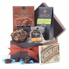 A Bite of Chocolate Gift Box | SavoryPantry.com