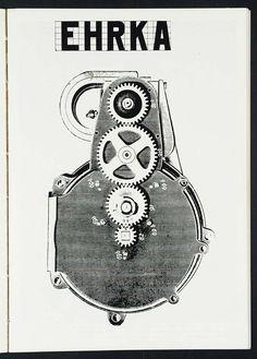 Metafisikal Translations by Eduardo Paolozzi (1962)