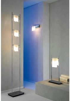 Escale Open Air Table Lamp (at the right side)