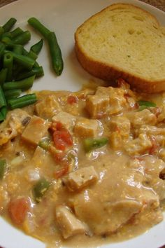 Weight Watcher's King Ranch Chicken Casserole Recipe