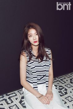 Gong Seung Yeon - bnt International August 2015 Korean Actresses, Asian Actors, Korean Actors, Actors & Actresses, Gong Seung Yeon, Lee Jong Hyun, Jonghyun Seungyeon, Magic Shoes, Chinese Actress