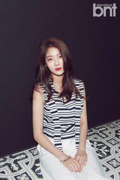 Gong Seung Yeon - bnt International August 2015