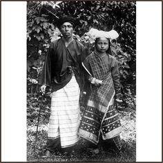 Minangkabau couple