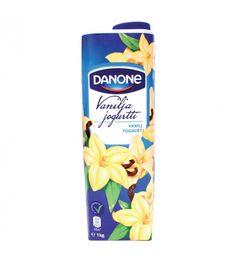 Danone à la vanille 1kg | Danone FINLANDE