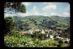 View of Barranquitas by t13hman, via Flickr -  Between 1949 and 1954.