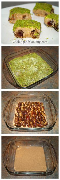 Persian Date Dessert Recipe