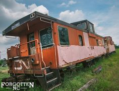 Caboose at the End of the Line | Greenville, NC | Flickr - Photo Sharing!