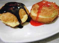 French Eclairs Recipe