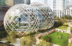 Amazon will also have the original headquarters [Photos] - Tech Passion with Tech Updates