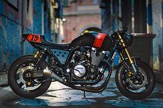 Yamaha XJR 1300 –Dave Zieglmeier | Pipeburn.com