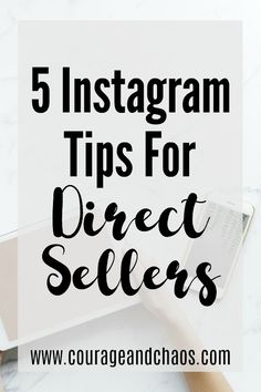 Instagram Tips for D