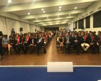 Los estudiantes de la UDIMA y el CEF.- en Valencia celebran sus logros académicos