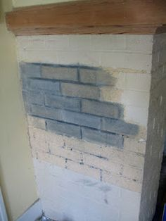 Removing Paint From Brick Using The Right Gel Paint Stripper With A Little Time And Patience