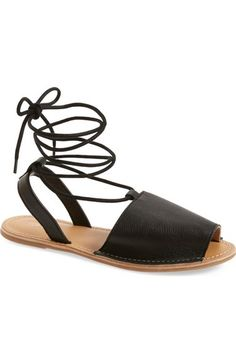 c5b15318236a Topshop  Holly  Lace-Up Sandal (Women)