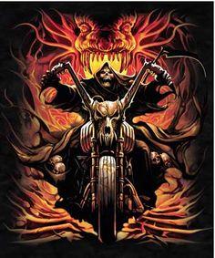 Grim Rider (Q)
