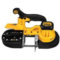 DEWALT 20-Volt Lithium-Ion Cordless Band Saw (Tool Only)