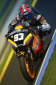 Marc Marquez - MOTO2 World Champion 2012 by Felix Efecreata, via 500px
