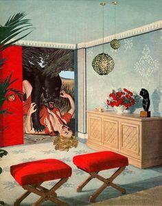 Nadine Boughton : True Adventures in Better Homes