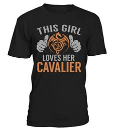 This Girl Loves Her CAVALIER #Cavalier