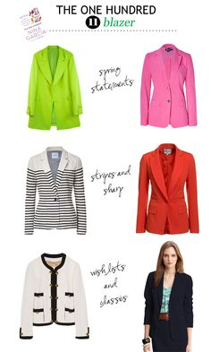 #11 Blazers - How to buy them and how they should fit