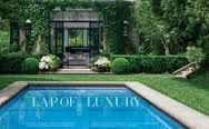 Image result for soapstone pool coping in grass