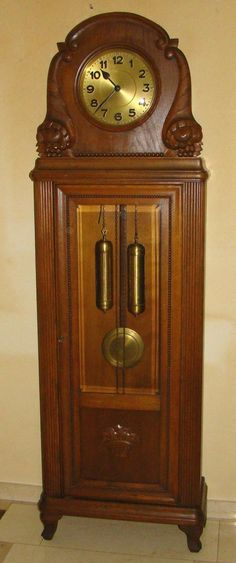 German Grandfather Clocks | Exceptional and Outstanding German Grandfather Clock !! Price Reduced ..