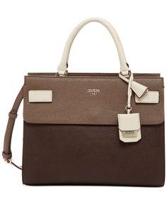 GUESS Cate Satchel Handbags   Accessories - Macy s d56c1d2b44c06