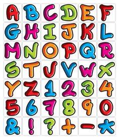 The Graffiti Font (Free) by Mike Karolos, via Behance