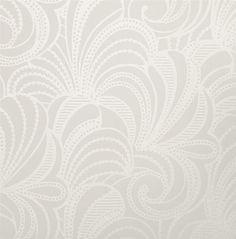 Pearl Romance Ornamental Wallpaper R3034