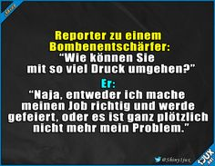 Ganz entspannter Beruf #cool #lustigeBilder #Humor #Witz #Witze #Sprüche