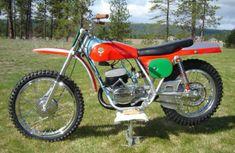 Mx Bikes, Motocross Bikes, Vintage Motocross, Vintage Racing, Cool Bikes, Flat Track Motorcycle, Motorcycle Bike, Vintage Bikes, Vintage Motorcycles