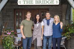 This weeks movie: The Bridge :-)