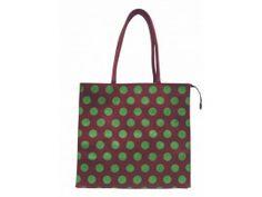 Sangeetha Jute Ladies Bag BIG DOT