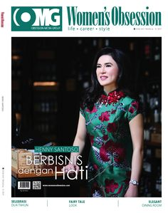 Henny Santoso CEO Royal Tots Academy  #women #fashion #style #womensobsessionmagazine