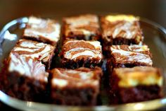 Here we learn how to make the Worlds Best Cream Cheese Brownies. If your looking for a recipe for really delicious brownies then you need to make these brownies. They are so delicious.