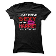 awesome HARRIET - It's a HARRIET Thing, You Wouldn't Understand Tshirt Hoodie