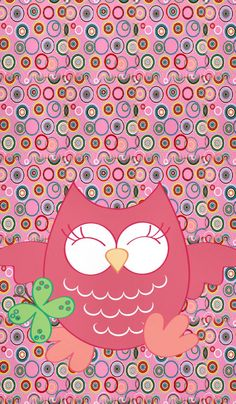 This pin was discovered by iliqna ilieva. Cellphone Wallpaper, Mobile Wallpaper, Iphone Wallpaper, Owl Clip Art, Owl Art, Pretty Backgrounds, Wallpaper Backgrounds, Diy Note Pad, Cute Owls Wallpaper