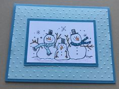 Your place to buy and sell all things handmade Stamped Christmas Cards, Homemade Christmas Cards, Christmas Cards To Make, Xmas Cards, Homemade Cards, Holiday Cards, Cute Thank You Cards, Cute Cards, Diy Cards