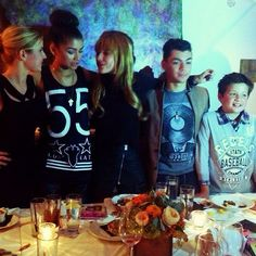 Some of my favorite people on Earth. Mr. @Roshon is missing from the pic lol