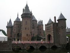 Castle De Haar is located near Haarzuilens, in the province of Utrecht in the Netherlands. The current buildings, all built upon the original castle, date from 1892 and are the work of Dutch architect P.J.H. Cuypers, in a Neo-Gothic restoration project funded by the Rothschild family.