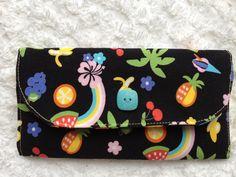 Clutch Wallet  Hawaiian Fabric by EthelandArtie on Etsy, $11.50 want !! Want !! Want