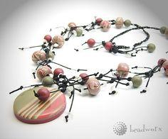 Necklace |  Bettina Welker